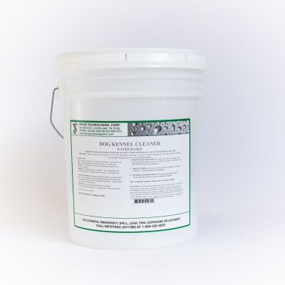 Dog Kennel Cleaner - 5 gallons