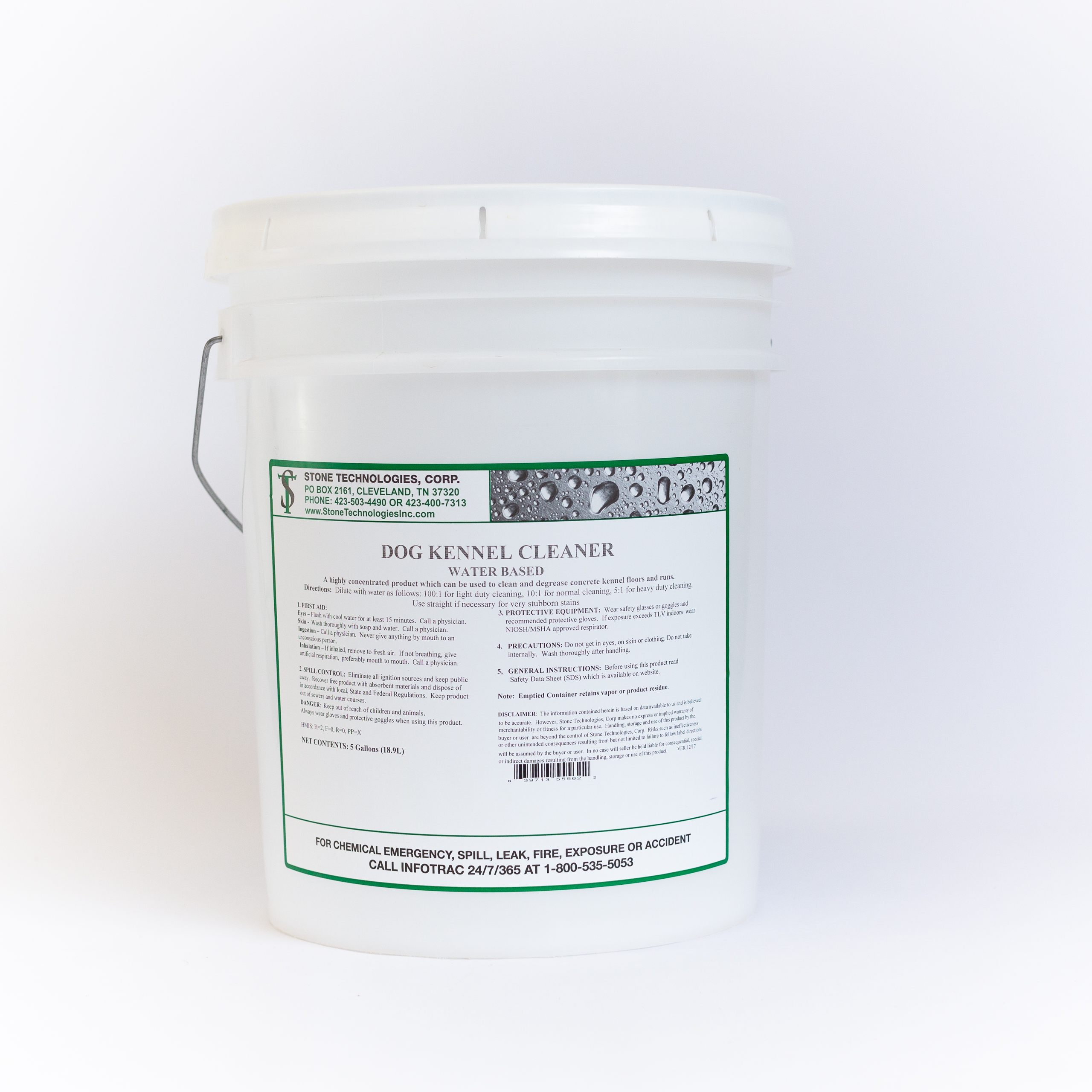 Concrete Kennel Cleaner