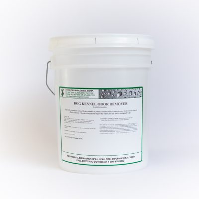 Dog Kennel Odor Remover - 5 gallons