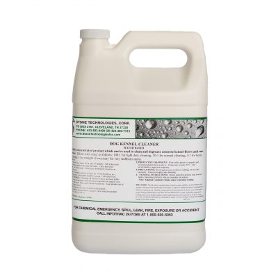 Dog Kennel Cleaner - 1 gallon