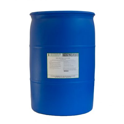 Dog Kennel Cleaner- 55 gallons